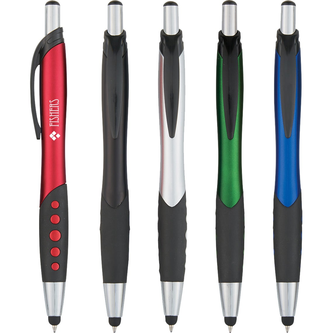 Dotted Grip Stylus Pen