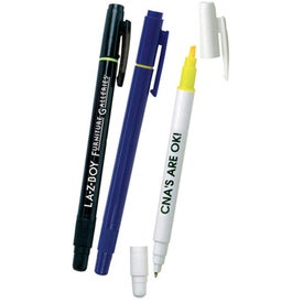 Dual Tip Pen/Highlighter