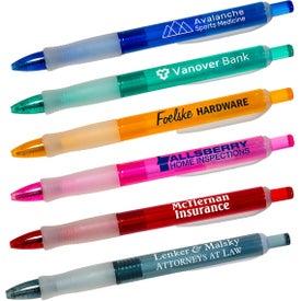 Easy Flow Gel Pen with Black Ink