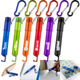 Eclair 4 in 1 Multi-Function Pen