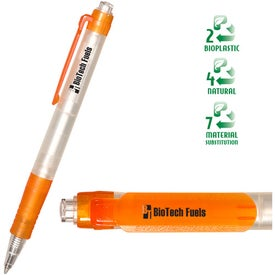 Eco Green Writer Pen for your School