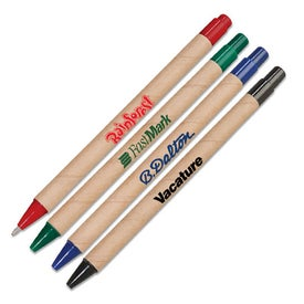 Eco-Nomy Paper Barrel Pen