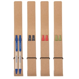 Ecologist Pen and Pencil Set
