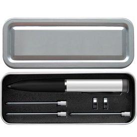 Monogrammed Electronic Financial Loan Pen
