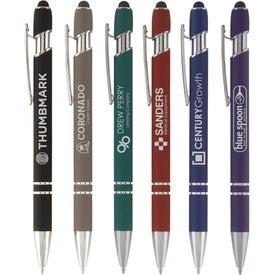 Ellipse Softy Pen with Stylus