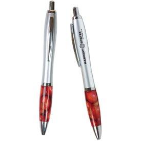 Emissary Click Pen - Apple Giveaways