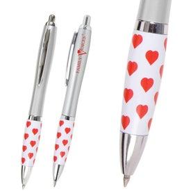 Emissary Click Pen (Heart Theme)