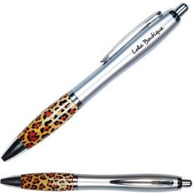 Emissary Click Pen (Leopard)