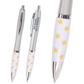 Emissary Click Pen (Star Theme)