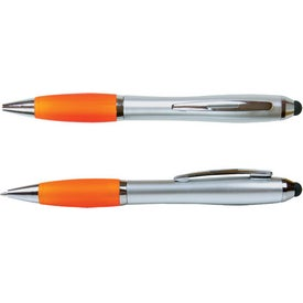 Emissary Duo Pen/Stylus for Touch Screen Devices Branded with Your Logo