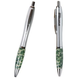 Military Theme Emissary Click Pen