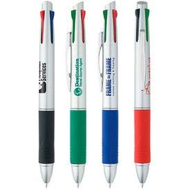 Enterprise Pen with Your Slogan