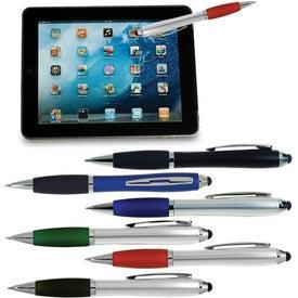 Company Ergo Stylus/Ballpoint Pen for Touchscreen Mobile Devices