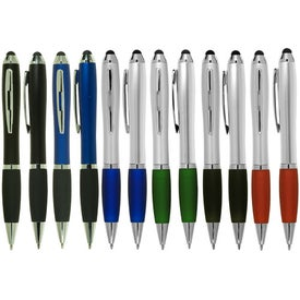 Ergo Stylus/Ballpoint Pen for Touchscreen Mobile Devices for your School