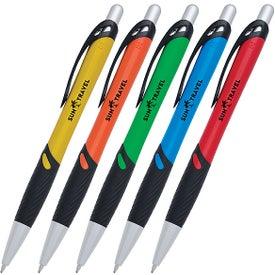 Ergo Vibrant Click Pen