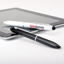 Customized Everyday Stylus and Ballpoint Combo