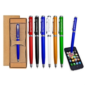 Customized Executive Metal Stylus Pen