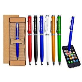 Executive Metal Stylus Pen