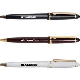 Monogrammed Executive's Choice Ballpoint Pen