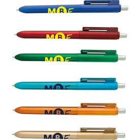 Flat Clip Pen