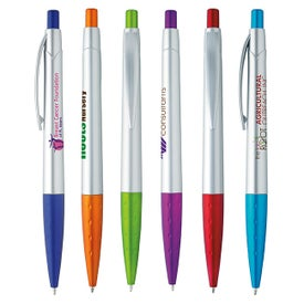 Flav Silver Pen for Your Company