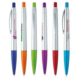Flav Silver Pen