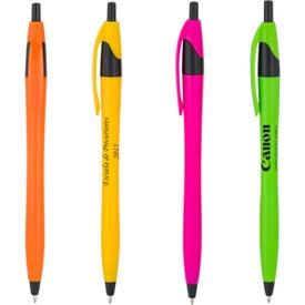 Slimster Pen (Fluorescent)