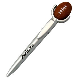 Football Stress Reliever Top Pen