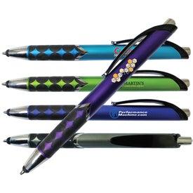 Metallic Jubilee Stylus Pen (Full Color Digital)