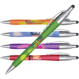 Mood Click Stylus Pens (Full Color Logo)