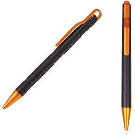 Funky Clip Plastic Pen for Your Organization