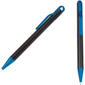 Customized Funky Clip Plastic Pen