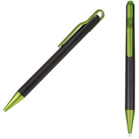 Funky Clip Plastic Pen for Customization