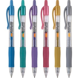 G2 Metallics 0.7mm Gel Ink Pen