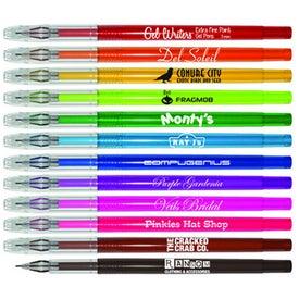 Gel Writers 0.5mm Extra Fine Point Gel Pen