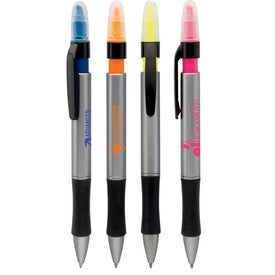 Gemini Pen Highlighter Combo with Your Logo