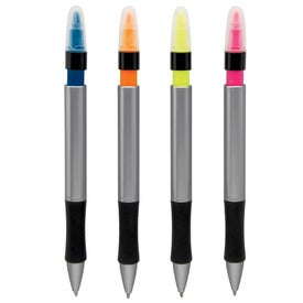 Gemini Pen Highlighter Combo Branded with Your Logo
