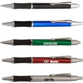 Plastic Gemini Pen
