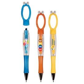 Googly Eyed Pen Highlighter Combo