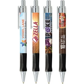 Grip Write Chrome Pen