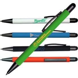 Halcyon Metal Stylus Pen