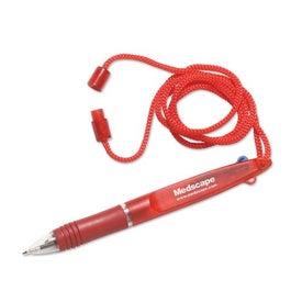 Monogrammed Hang-Around Pen