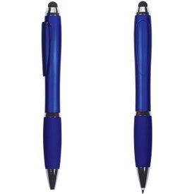 Personalized Hidden Clip Duo Pen Stylus
