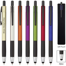 Hudson Aluminum Stylus Pen