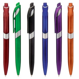 Insight Silver Pen for Customization
