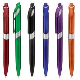 Insight Silver Pen for Customization
