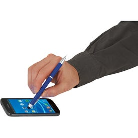 The Iris Multi-Ink Pen and Stylus for Your Company
