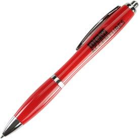 Plastic Isadora Ballpoint Pen