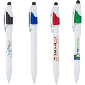 iSlimster 3-in-1 Stylus Pens (Full Color Logo)