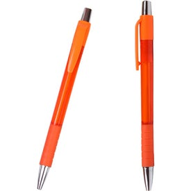 Jet Click Pen Imprinted with Your Logo